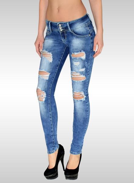 Damen Ripped Jeans
