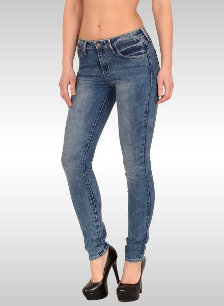 Damen Basic Skinny Jeans