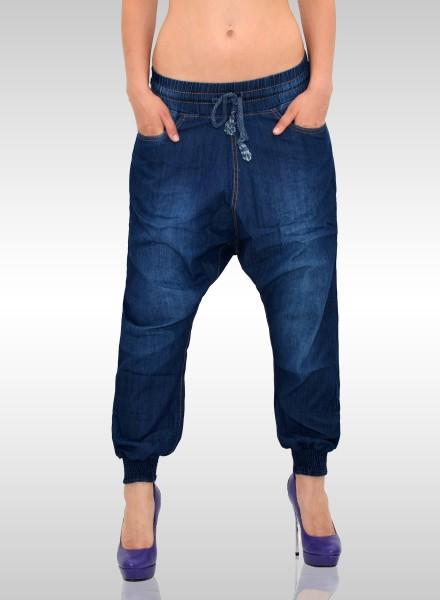 Damen Jeans Aladin Pumphose