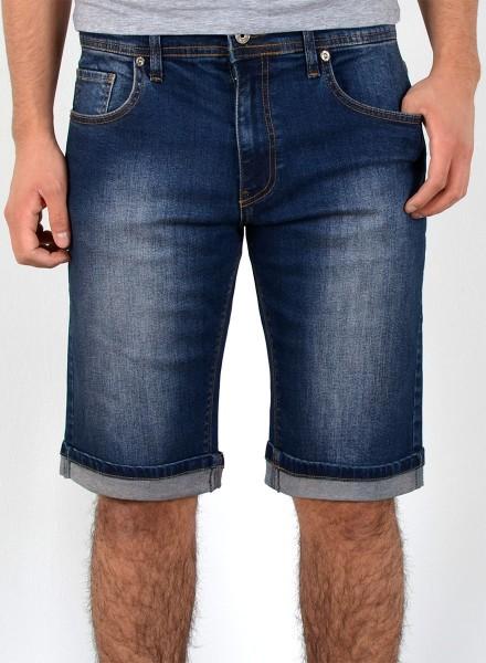 Herren Jeans Shorts in großen Größen