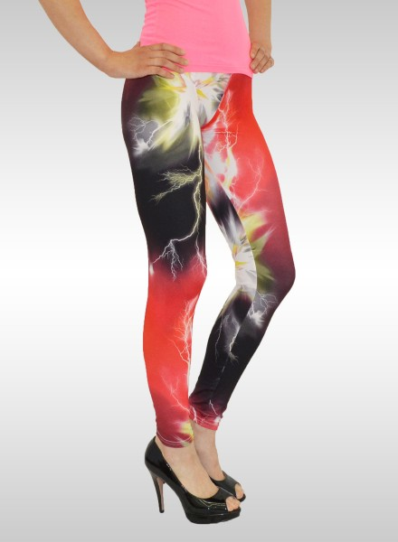 Damen Galaxy Leggings