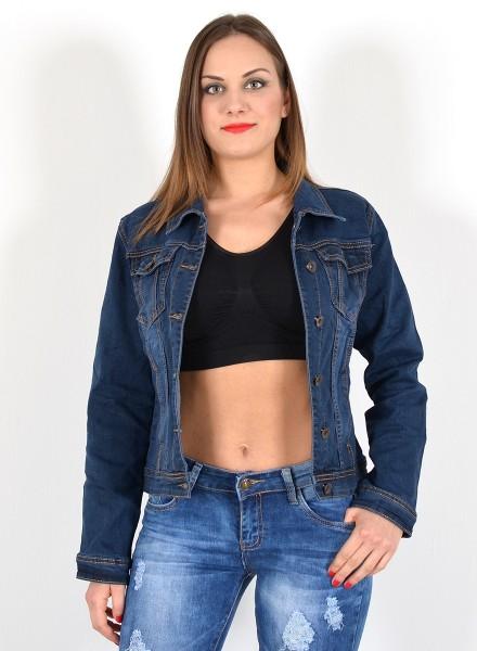Damen Jeansjacke bis Übergröße