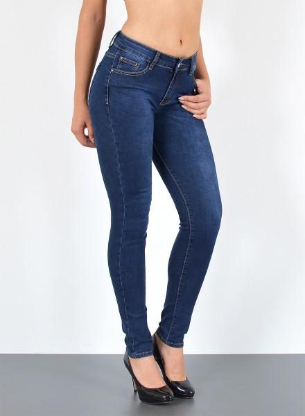 Damen Basic Jeans bis Übergröße