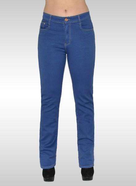 Damen Curvy Jeans Hose bis Übergröße