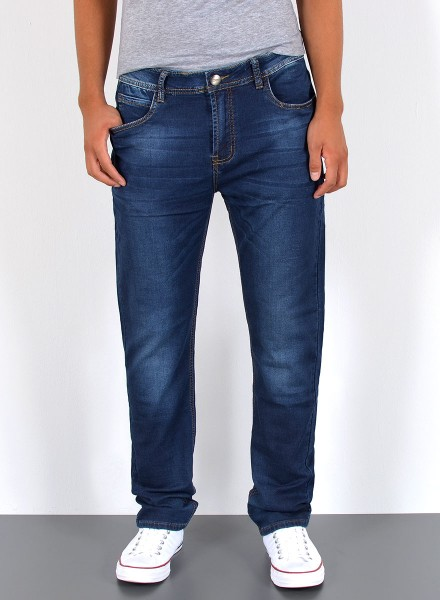 Herren Jeans Basic Slim Fit