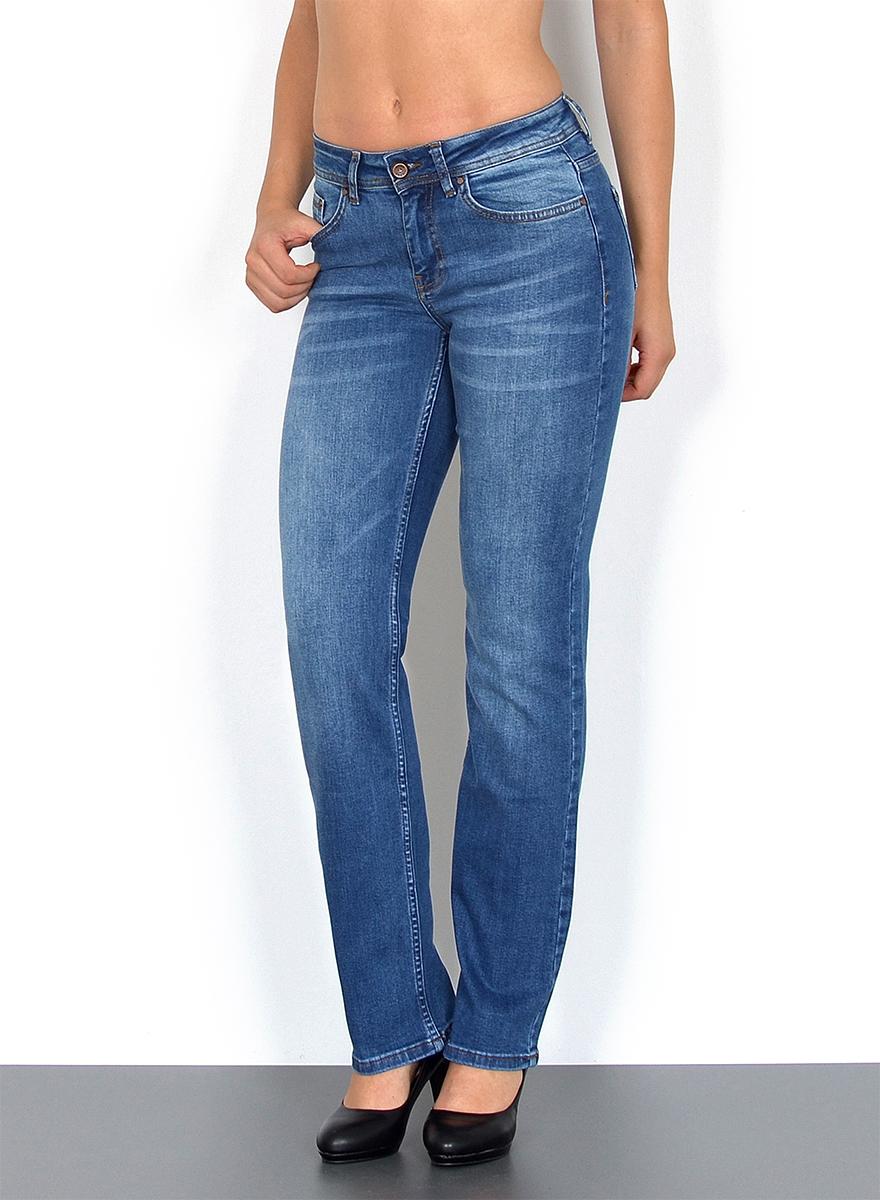 Damen Jeans Hose Übergrößen, Günstige Plus Size Jeanshosen ...