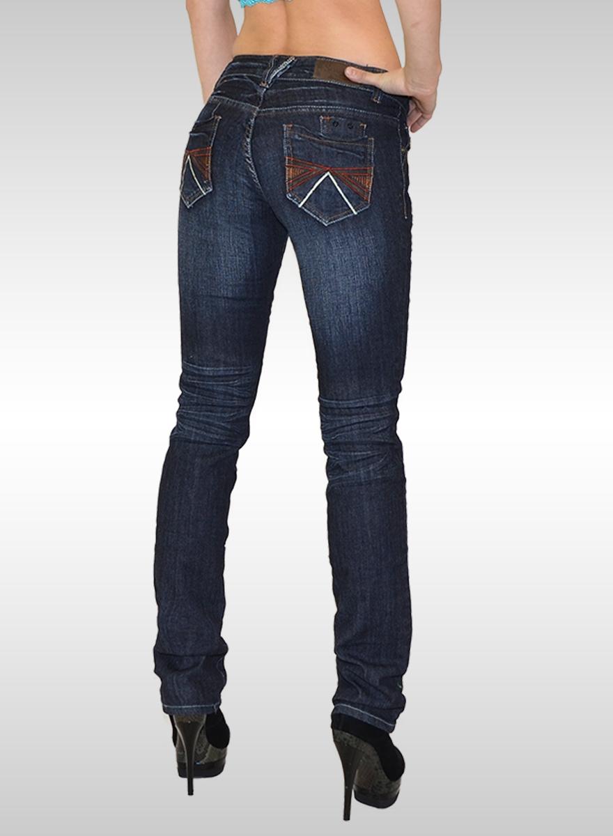 Damen Straight Fit Jeans, Sale bayramo | bayramo Onlineshop