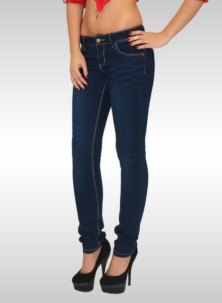 Damen Skinny Jeans Hose